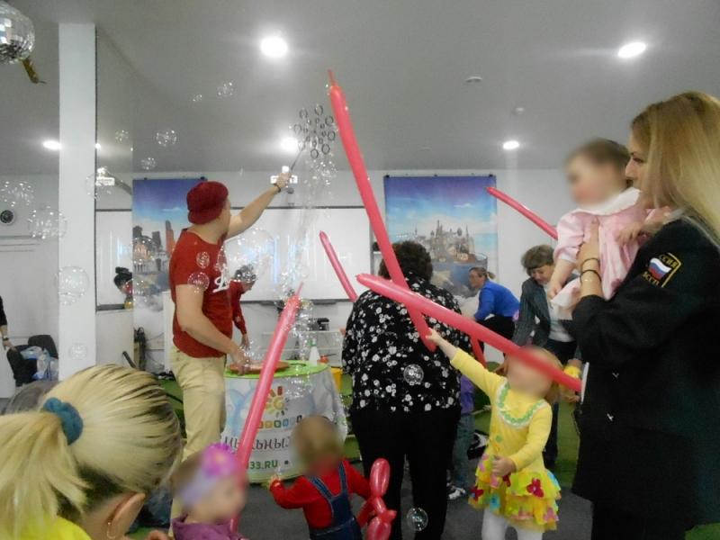 День защиты детей 2018