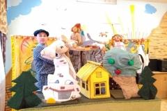 """Гуси-лебеди. Кукольный театр """"Печки-лавочки"""""""