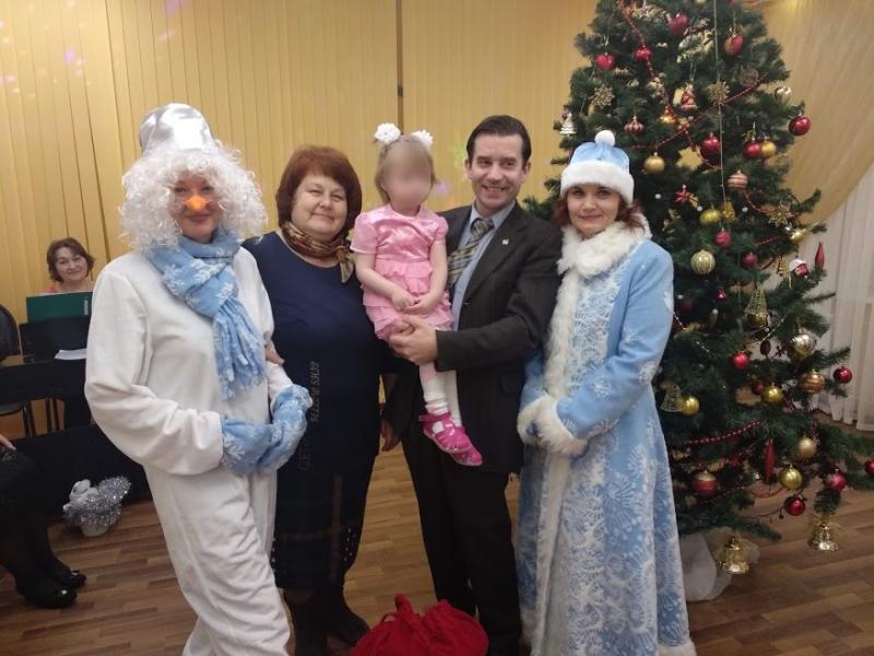 Праздник прощания с зимой посетил Уполномоченный по правам ребенка во Владимирской области Прохорычев Геннадий Леонардович
